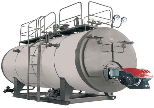 独特的汽水分离器使蒸汽品质得到较好的保证